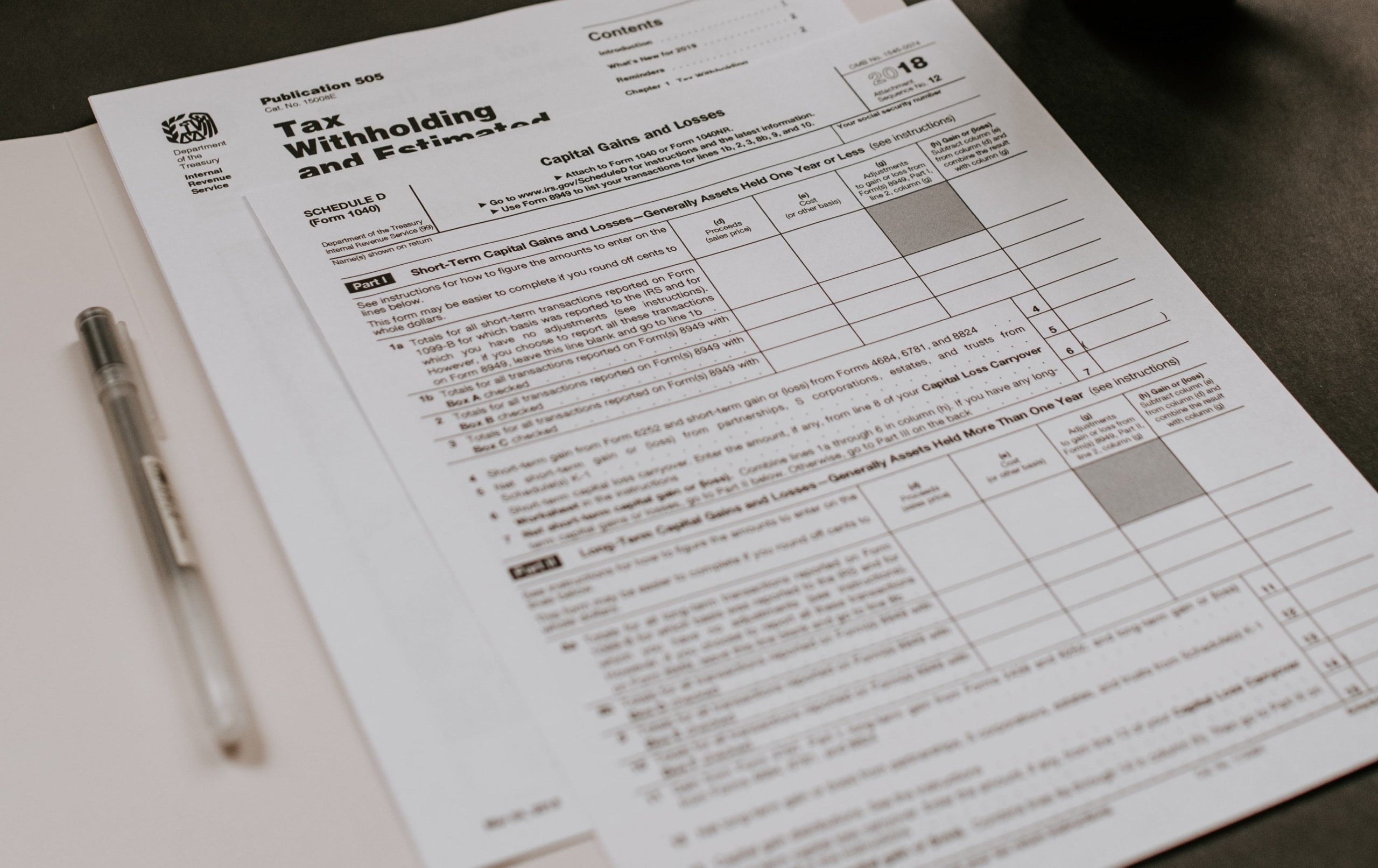 Inflation Adjustments From IRS for 2020